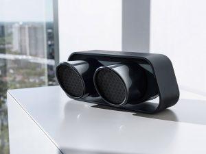 Porsche 911 GT3 Bluetooth Speaker, lorsque la musique rencontre l'automobile d'exception