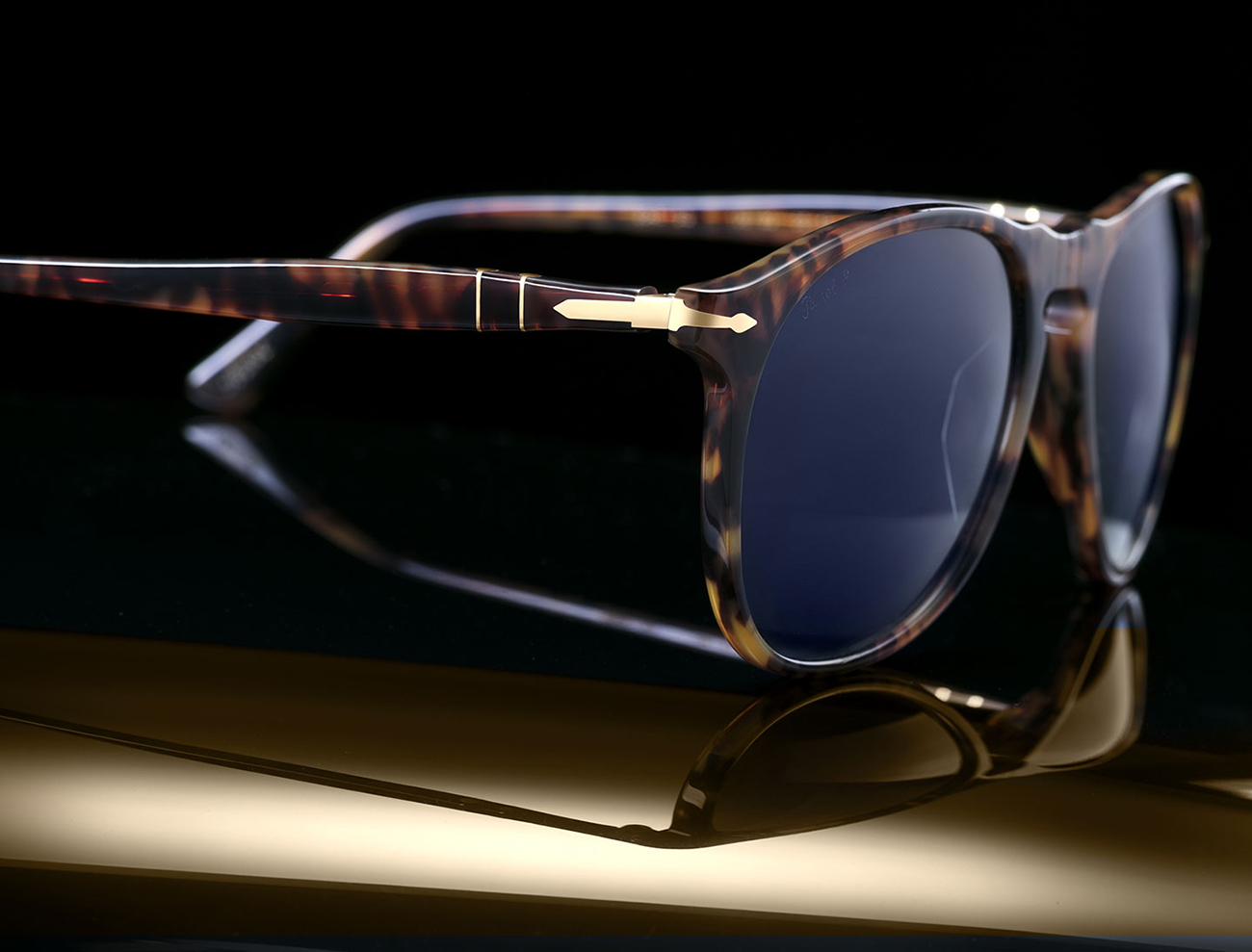 Persol Solid Gold Limited Edition